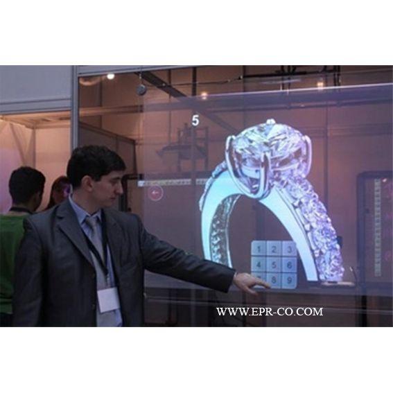 تجربه ارتباط موثر و به یاد ماندنی در ذهن مشتریان  تبدیل ویترین فروشگاه ها و غرفه ها به نمایشگر شیشه ای لمسی با فویل نانو