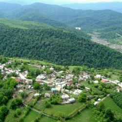 یکی از روستاهای سوادکوه شمال