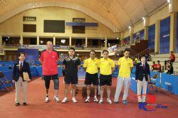 حضور تیم جانبازان تنیسروی میز در مسابقات معلولین کره جنوبی با حمایت بانک دی  بانک دی از ورزشکاران جانباز و معلول کشور برای حضور در مسابقات آزاد بینالمللی تنیس روی میز کرهجنوبی حمایت کرد.