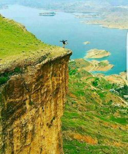منظرهای شگفت انگیز از طبیعت پشت سد دز؛روستای پامنار؛خوزستان