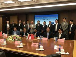 موافقتنامه قرارداد 10 میلیارد دلاری بین ایران و چین امضا شد/امضای قرارداد بانک پارسیان و چهار بانک ایرانی دیگر با سیتیک   www.parsian-bank.ir