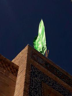 استقبال از محرم، روستای گورید بالا شهرستان سربیشه خراسان جنوبی