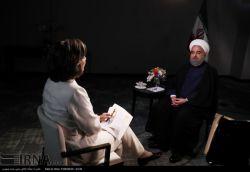 گفتگوی روحانی با شبکه سی.ان.ان آمریکا