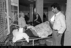28 شهریور 1364 - انفجار بمب در ترمینال آزادی تهران