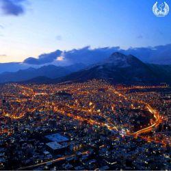 شهر زیبای بانه استان کردستان