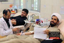 تصاویر اهداء خون خود را از طرق زیر برای ما ارسال نمایید.  09120523530 pooyesh.makarem.ir    #ایثار_ادامه_دارد
