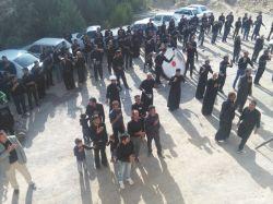 چغا/مراسم روز عاشورای محرم96-عکاس:منصور حبیبی