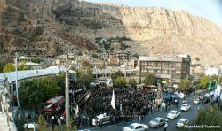 تجمع #عزاداری حسینی در #ماکو #عکاس : #مهدی_تندرست