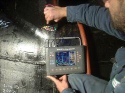 آزمون غیرمخرب فراصوت (Ultrasonic Testing [UT]) -  پایگاه ولدیکا : مرجع دانش جوشکاری  www.Weldica.com