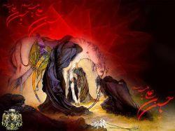 ذوالجناح امام حسین در ظهر عاشورا