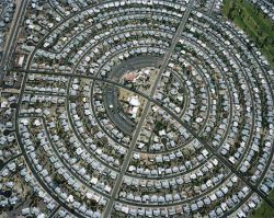 وقتی شهرسازی اثری هنری خلق می کند  منطقه اسکاتزدیل در آریزونا آمریکا