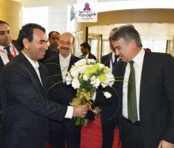 هتل پارسیان آزادی ؛ میزبان نخست وزیر ارمنستان و هیئت همراه، مهر ۹۶. Stay prime minister of Armenia and his delegation at #Parsianazadihotel , October 2017.