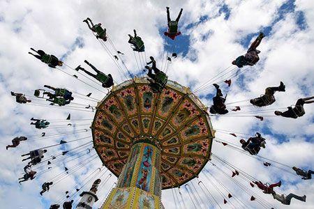 تفریح در شهر بازی- مونیخ، آلمان