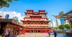 محله چینی ها مخصوصا به غذاهای خوشمزه و ارزان آن معروف است. در این محله غذاهایی را پیدا خواهید کرد که مزه و قیمت مناسبی دارند. غذا مهمترین راه شناخت و درک یک کشور و فرهنگ  آن است به ویژه در کشور چند فرهنگه سنگاپور که در آن غذاهای خیابانی به شدت فرهنگی جا افتاده است.
