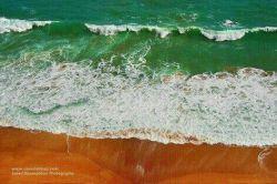 نام عکس: ایران، خلیج همیشه فارس (دریا خود سخن می گوید) برنده چندین جایزۀ معتبر،  عکس بدون ویرایش  عکاس: سعید حسن عباسی