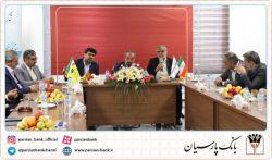 استاندار سمنان در آئین افتتاح سومین مرکز داده بانک پارسیان گفت: بانک پارسیان منشا خدمات ارزشمندی برای مردم شده است www.parsian-bank.ir