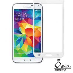 محافظ صفحه نمایش شیشه ای رنگی Samsung Galaxy S5