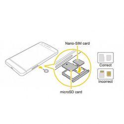 خشاب سیم کارت LG G5    برای خرید و اطلاعات بیشتر به وب سایت ماکروتل مراجعه کنید. www.macrotel.ir
