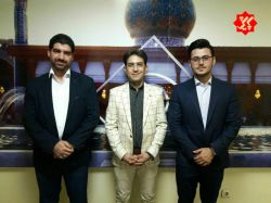 حضور محسن مهرخواه نخبه کارآفرینی کشور در شاخه پرورش طیور در برنامه تلویزیونی پایش (شبکه یک سیما)