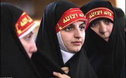 حجاب مثل سنگر است تو دشمن را می بینی اما او تو را نمی بیند.