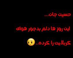 هـــــــــــی  .... اسلام و علیک یا ابا عبد الله الحسین