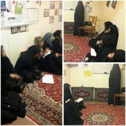 سومین جلسه از کلاس هلال احمر  روزهای زوج ساعت۱۵:۳۰  #قرارگاه_منتظران_شهادت  @al_yassin