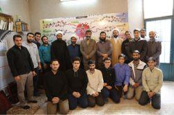 #بازدید #حاج_حسین_یکتا, مسئول بنیاد کرامت امام رضا(علیه السلام), از مجموعه قرارگاه منتظران شهادت ۹۶/۰۷/۲۷  @al_yassin