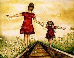 #مادر که باشد؛ دنیا و زندگی ات شیرین و امنیتی تمام نشدنی دارد  حتی در چهل سالگی هم بوسه اش برروی زخم هایمان؛ شفابخش و مرهمی است بر دردهایمان زودتر از اینکه دیر شود قدرِ بودنشان را بدانیم