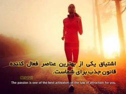 #اشتیاق #قانون_جذب  #passion #lowofattraction #success #successquotes