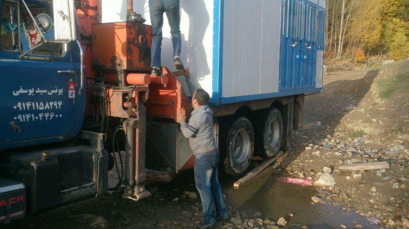 تهیه مصالح و تجهیز چاه در روستای کمار سفلی شهرستان جلفا