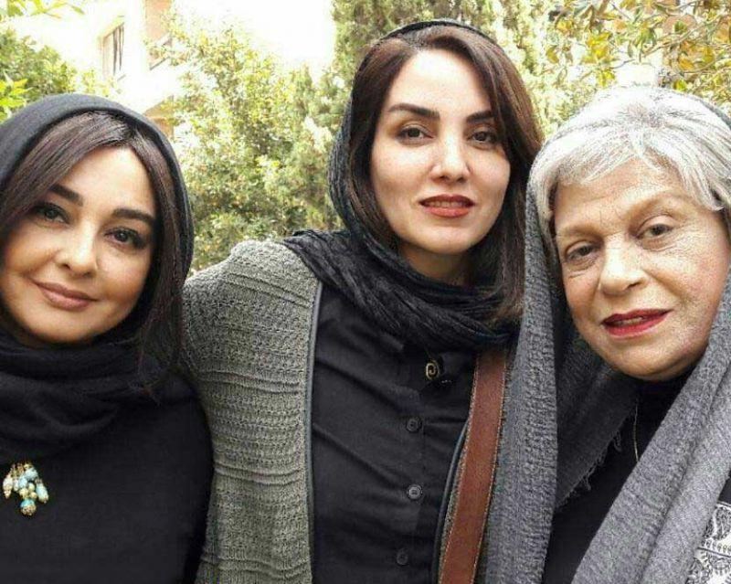 گوهر خیر اندیش، ماهایا پطروسیان و مرجان شیر محمدی