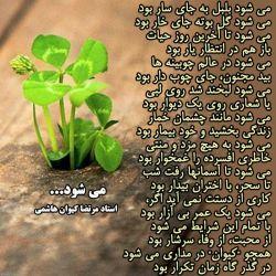 می شود... سروده استاد مرتضی کیوان هاشمی    #استاد_مرتضی_کیوان_هاشمی #مرتضی_کیوان_هاشمی #کیوان_هاشمی #کیوان #شعر #شعر_فارسی