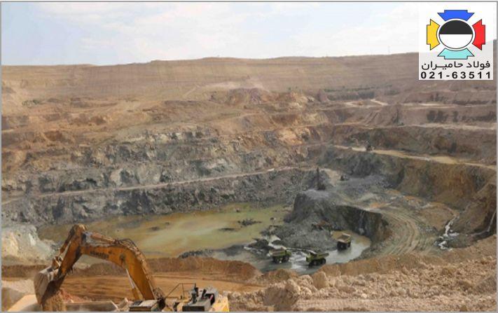 افزایش حجم تولید مواد معدنی ایران