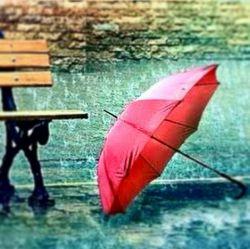 توهرشهردنیاکه بارون بیاد...خیابونی پرمیشه ازبغض ودرد،توبارون مگه میشه عاشق نشد؟توبارون مگه میشه گریه نکرد!!!لحظه هاتون خالی ازبغض ودرد..وقت همگی بخیر