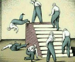 اشتباه کردن ایرادی ندارد، مشکل تکرار کردن اشتباه است...