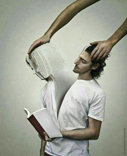 شماشبیه آنچه که میخوانید ٬میشوید!  