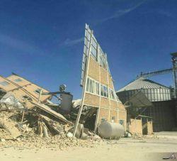 #مدیرعامل تامین اجتماعی در #سرپل_ذهاب: کارفرمایانی که بر اثر #زلزله در شهرک #صنعتی سرپل ذهاب #آسیب دیدند از نظر پرداخت #حق_بیمه حمایت میشوند تا بتوانند با دغدغه کمتری بازسازی صنایع خود را انجام دهند.
