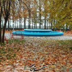 برگ ریزان پاییز ۹۶- پارک معلم صحنه