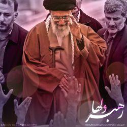 رهبر دلها | به مناسبت حضور رهبر انقلاب در مناطق زلزله زده کرمانشاه
