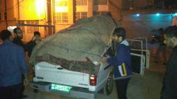 ارسال کمک های مردمی به زلزله زدگان کرمانشاه #قرارگاه_منتظران_شهادت #مسجد_آل_یاسین @al_yassin