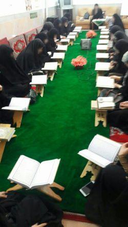 محفل انس با قرآن  سه شنبه ها بعد از نماز مغرب وعشا ساعت۶:۳۰ تا ۷:۳۰   #معاونت_شهیده_افضل  #قرارگاه_منتظران_شهادت  @al_yassin