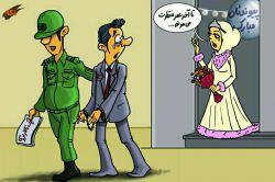 شروع زندگی با #تشریفات و #مراسم_مجلل ،  ضامن مشکلات زندگیست... #سنگر_نرم  #مسأله_ازدواج  به جمع #لنزوریها در سروش بپیوندید :  http://sapp.ir/lenzoriha