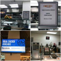 غذای حلال در غذاخوری شركت اینتل در ایالت اورگان Hillsboro, Oregon  ارسال شده توسط #محسن_نصراللهی