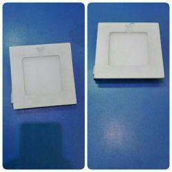 پنل 4 وات ساده سرامیکی مربع