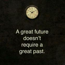 یک آینده ی عالی نیازی به یک گذشته ی عالی ندارد. از اینجا به بعد مهمه نه از اینجا به قبل  ⚜️ برای ساختن آینده ،برنامه داشته باش...