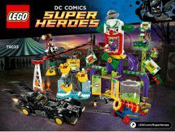 ست جوکر لند عرضه شد!!!!!فقط با ۲ برند عالی! برند lego لگو:520هزار تومان برند sy اس وای:345 هزار تومان