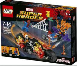 ست اسپایدر من علیه گوست رایدر و هاب گابلین عرضه شد!!!!!!! برند lego لگو:60 هزار تومان برند sy اس وای:35 هزار تومان