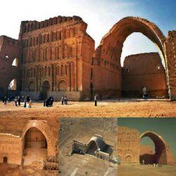 انوشیروان ساسانی به خاطر پیرزنی که حاضر نشدخانه اش رابفروشد دیوار کاخ کسری  را کج بنا کرد.   یکی از بزرگان از او پرسید این کجی از بهر چیست؟ انوشیروان گفت: این کجی از راستی ماست