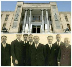 اولین اختلاس رو آقای بلات رئیس آلمانی بانک ملی ایران تو زمان رضاشاه انجام داد و به لبنان فرار کرد ، اما به ایران برگردونده شد و به 18 ماه حبس و 63هزار تومن جریمه محکوم شد