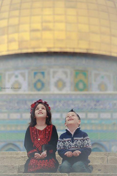 فلسطین! باران در پیش است...